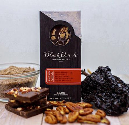 Chocolate Ancho Chile Bark