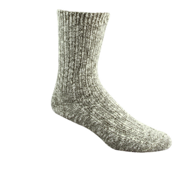 Wigwam Socks - Cypress (White/Olive)
