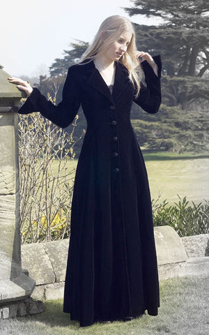 408 - Ladies Fitted Coat