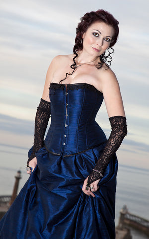 Courtesan Corset & Skirt