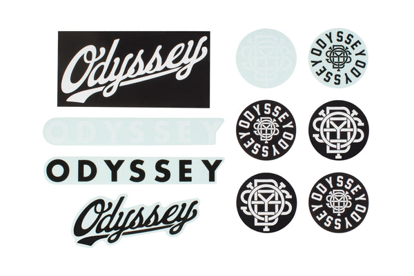 Odyssey Assorted Sticker Pack