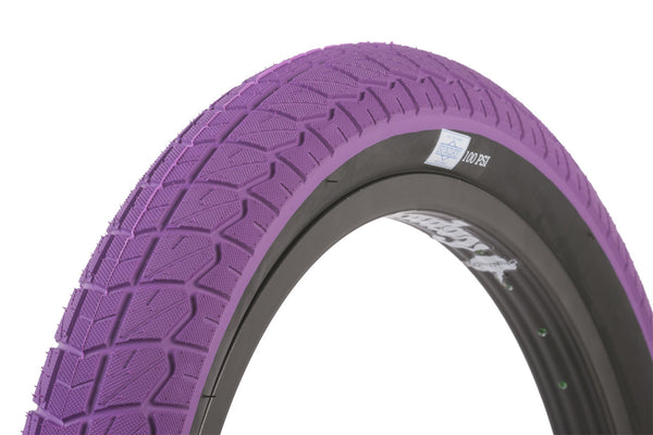 "Current 20"" Tire (Purple)"