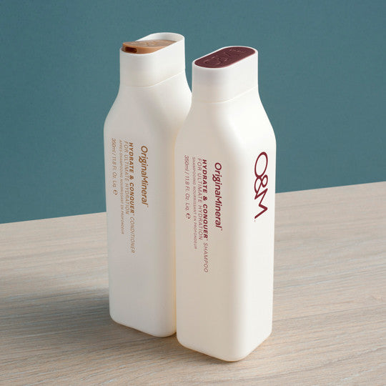 o& m hydrate and conquer shampoo