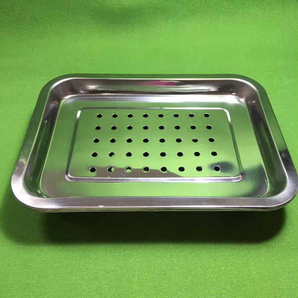 Fong Mong Tea-Stainless Steel Tea Tray (MIC product)