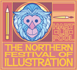 Northern Festival of Illustration Logo