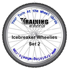 Icebreaker Wheelies, Set 2