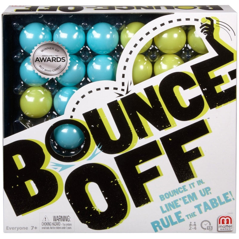 Bounce-Off Game- - Anglo Dutch Pools & Toys  - 1
