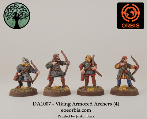 DA1007 - Viking Armoured Archers (4)