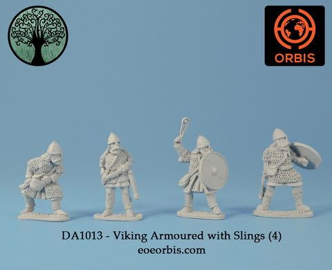 DA1013 - Viking Armoured with Slings (4)
