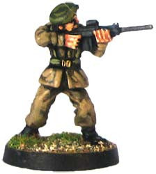 Unit Trooper G - From Original Boxed Game