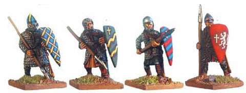 2nd Crusade Knights with Spears I (4)