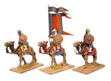 Warriors of Islam Camel Cavalry Command (3)