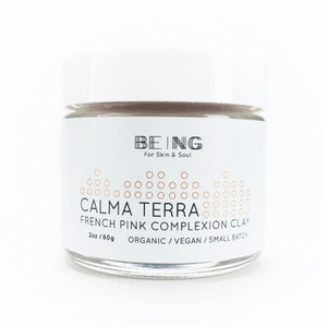 Calma Terra Complexion Clay - LIVE BY BEING