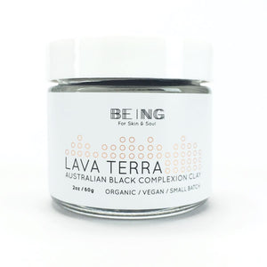 Lava Terra Complexion Clay - LIVE BY BEING