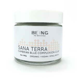 Sana Terra Complexion Clay - LIVE BY BEING