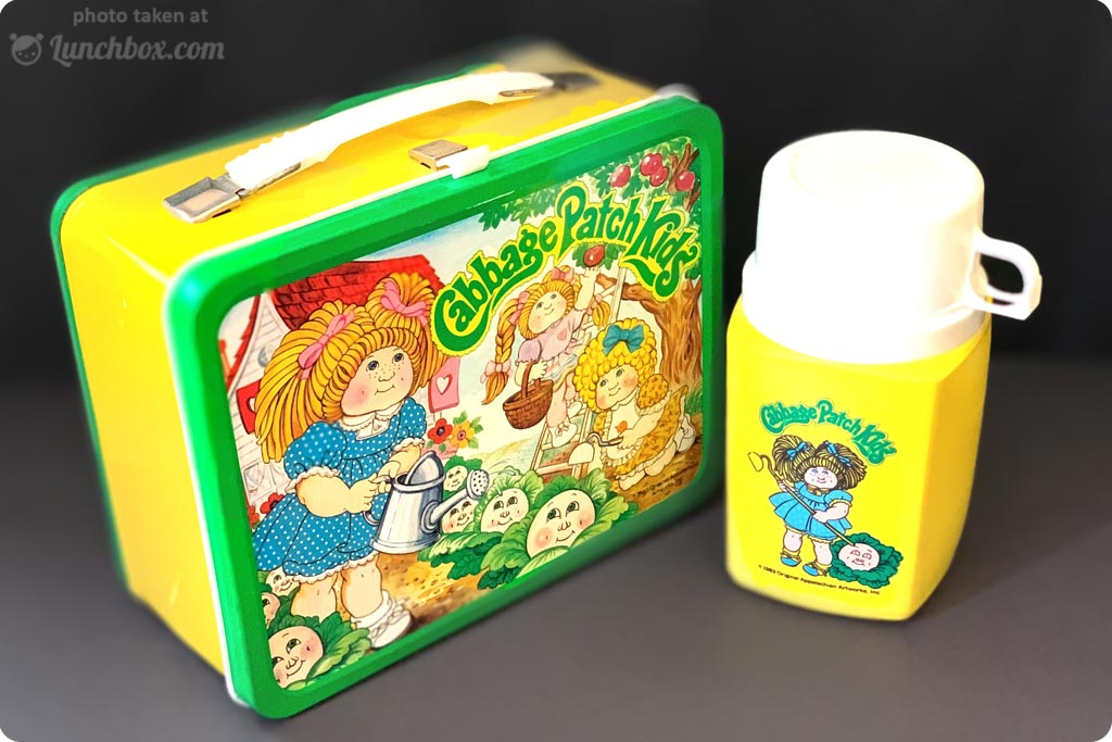 Cabbage Patch Kids Lunchbox