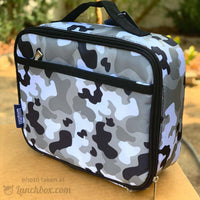 Camouflage Lunch Box
