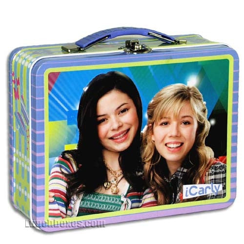 iCarly - BFF - Snack Box