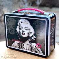 Marilyn Monroe Metal Lunch Box