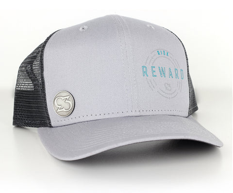 Risk.Reward® Golf Hat with Ball Marker - 9Fifty