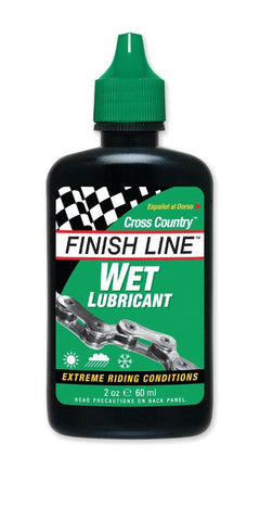 Finish Line Chain Wet Lube