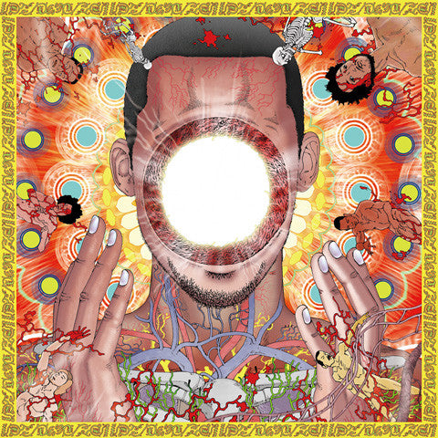 FLYING LOTUS - YOU'RE DEAD 2XLP