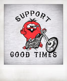 Choppers and F#%k You Tshirt
