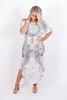 Cypress OTS Dress in Pastel Distinction
