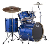 "Pearl Export EXX 5-Piece Drum Set w/ Hardware (22"" Bass, 10""/12""/16"" Toms, 14"" Snare)"
