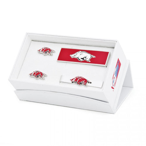 Arkansas Razorbacks 3-Piece Gift Set