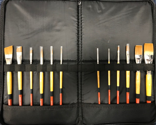 Brush Kit, Snap Brushes