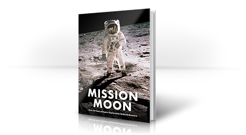 Mission Moon Book