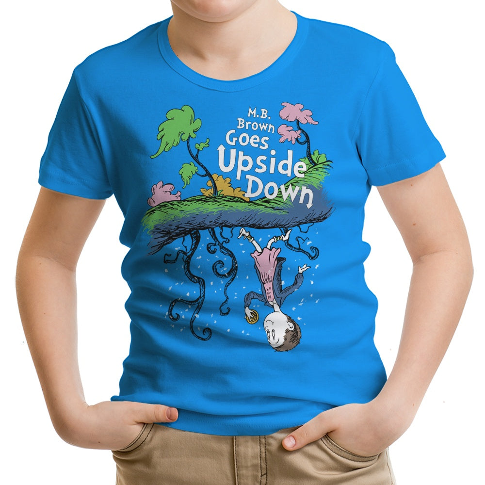 MB Brown Goes Upside Down - Youth Apparel