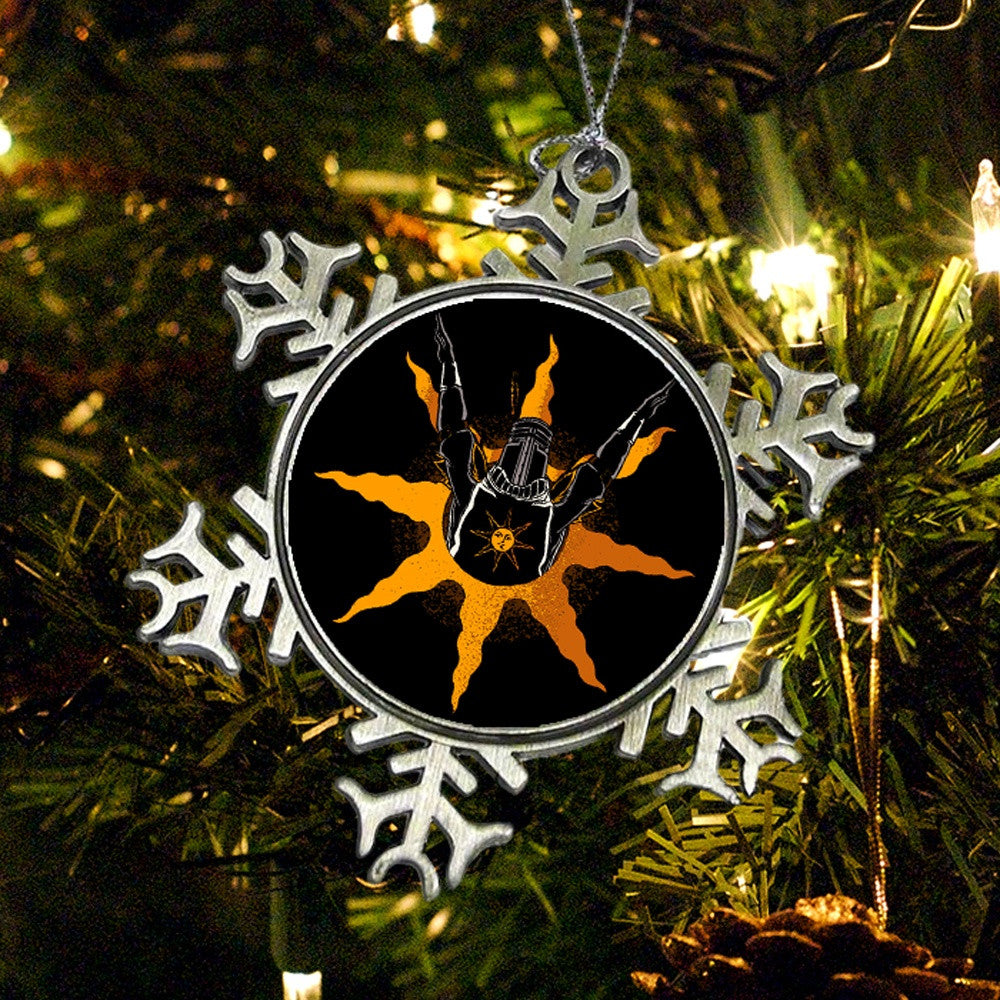 Symbol of the Sun - Ornament