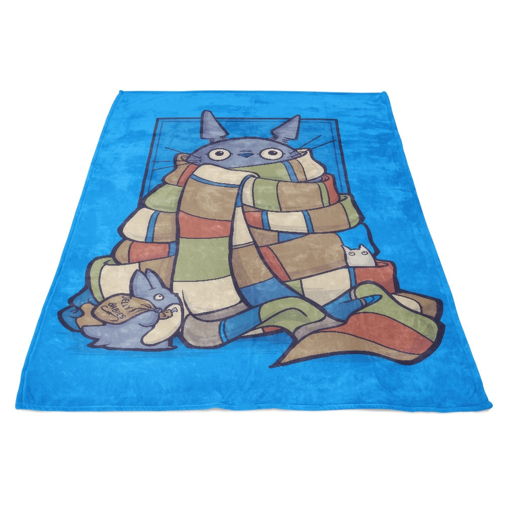 Totowho - Fleece Blanket