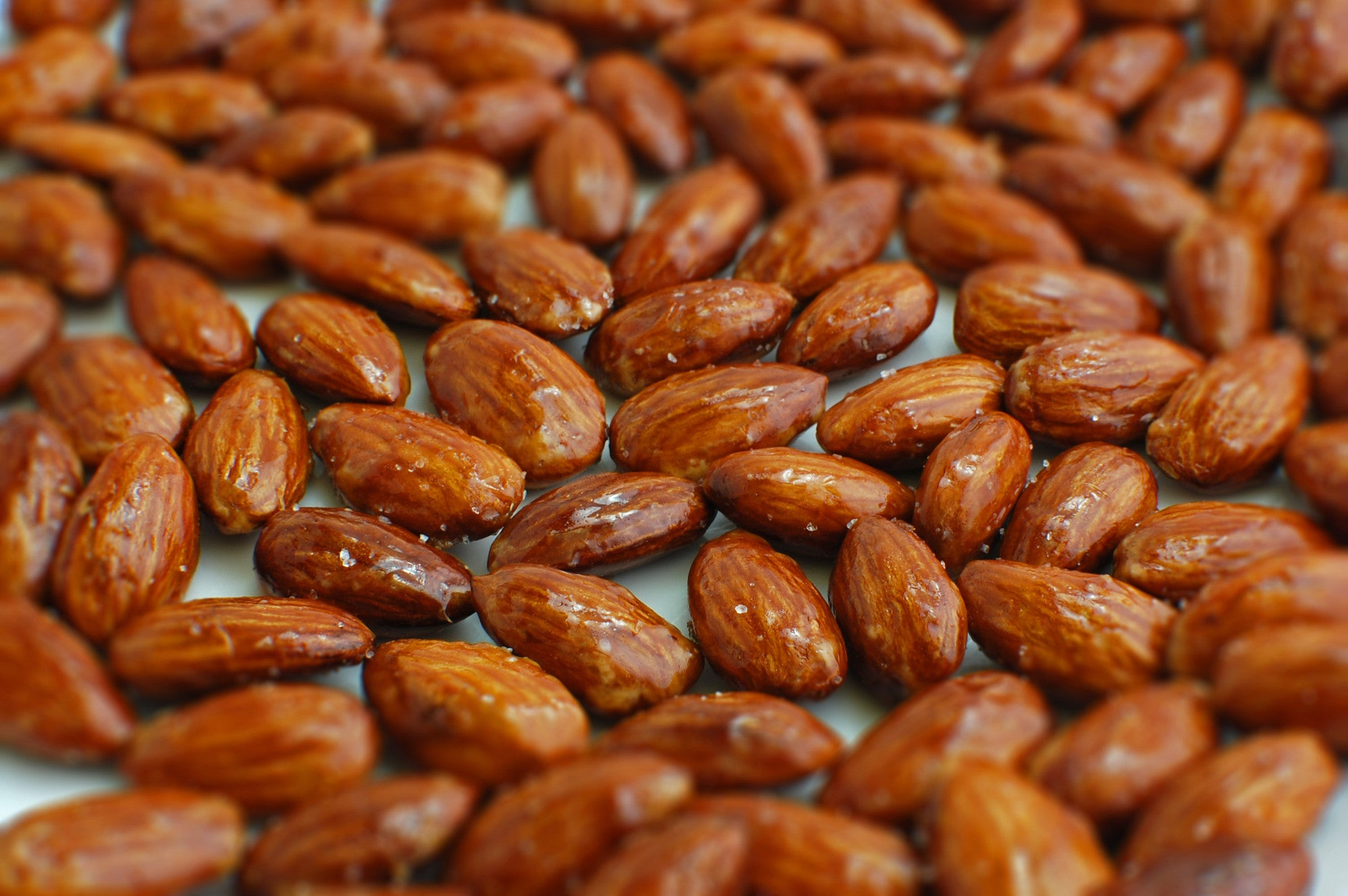 Handcrafted Caramelized Almonds