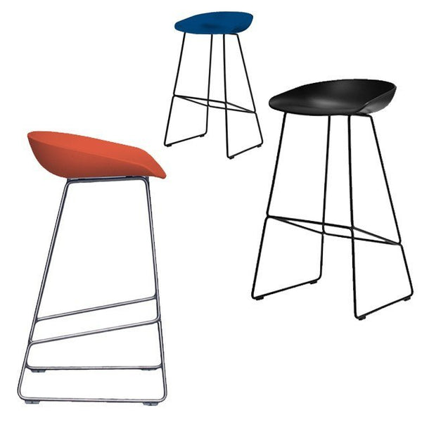 HAY ABOUT A STOOL AAS38 - Eclectic Cool  - 1