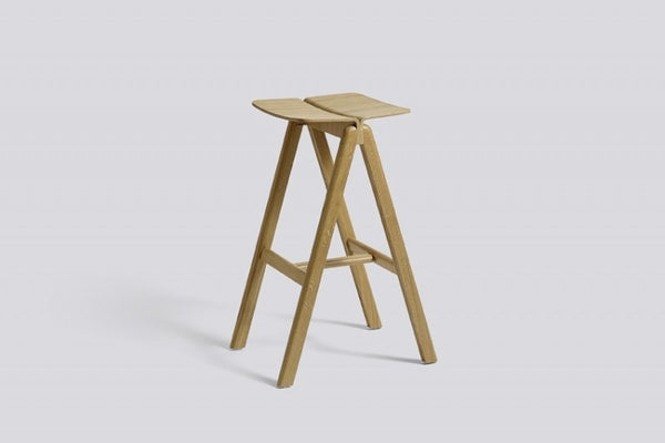 HAY COPENHAGUE BAR STOOL-FRONT UPHOLSTERY - Eclectic Cool  - 1
