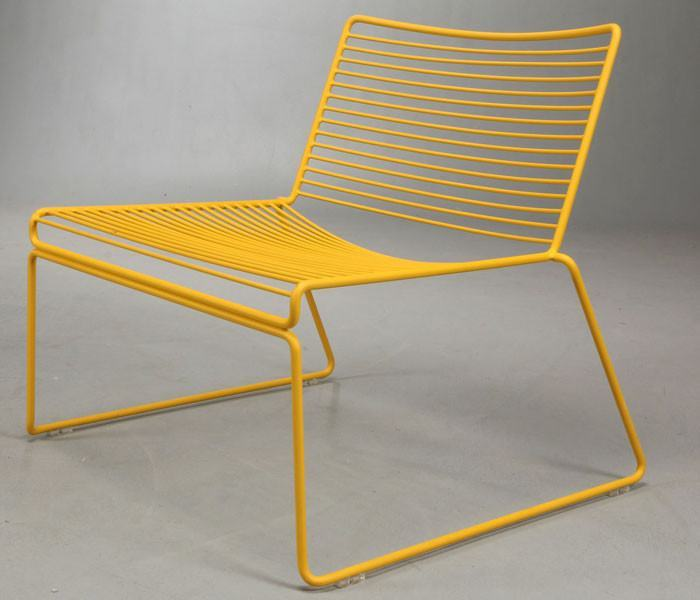 HAY HEE LOUNGE CHAIR - Eclectic Cool  - 6
