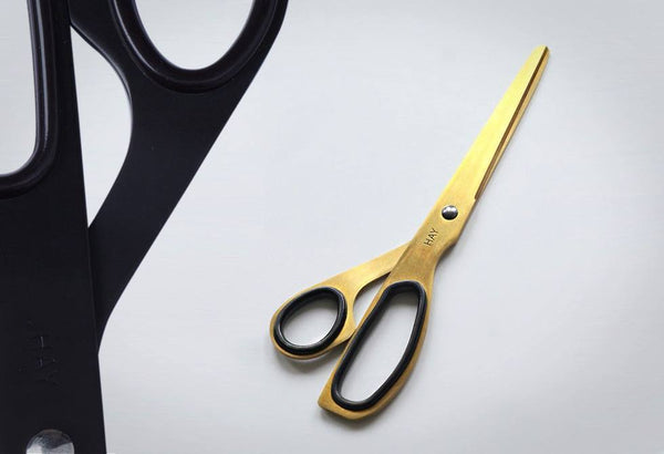 HAY Scissor / brass plated - Eclectic Cool  - 1