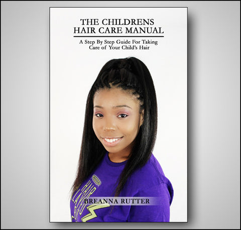 The Children's Hair Care Manual (PDF Download)