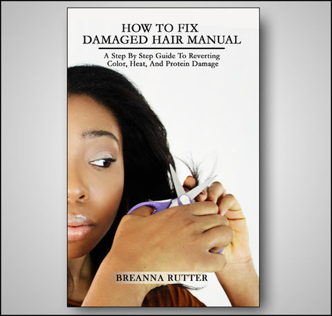 How To Fix Damaged Hair Manual (PDF Download)