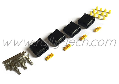 IGNITION COIL 'COP' CONNECTOR PLUG KIT - SUBARU