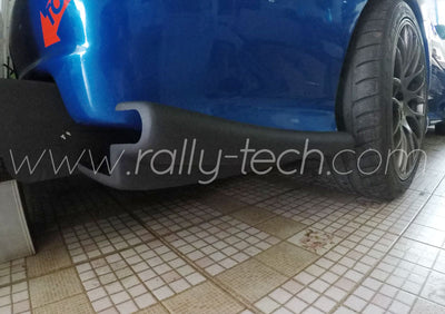 REAR SIDE DIFFUSER KIT - UNIVERSAL