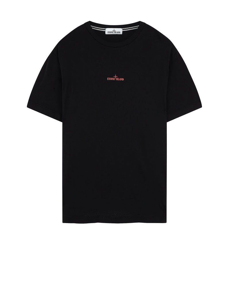 2NS83 'GRAPHIC ONE' T-Shirt in Black