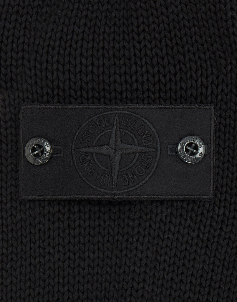 529FA GHOST PIECE Knit in Black
