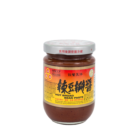 AAA Vegetarian Hot Broad Bean Paste (180g)