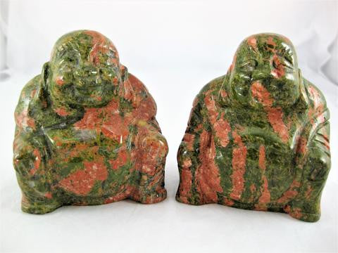 Crystal of the Month: Unakite