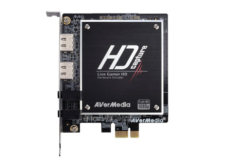 Live Gamer HD - PCI-Express (C985)