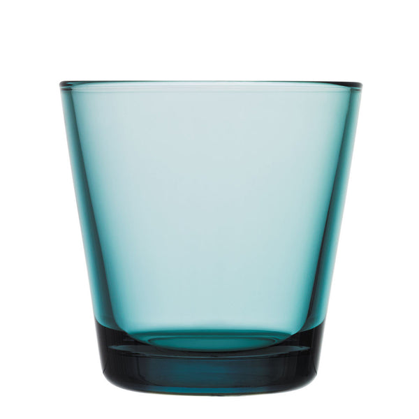 Iittala Kartio Sea Blue Tumbler 0.21L (Pair)